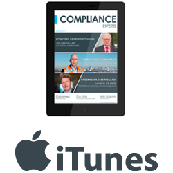 Compliance Experts nu ook in de App Store